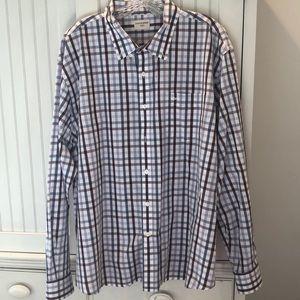 Docker's long sleeve shirt